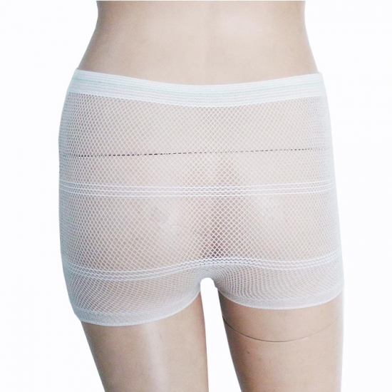 Hospital disposable underwear for women