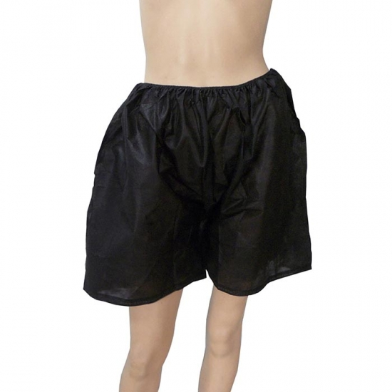 Disposable boxer underwear