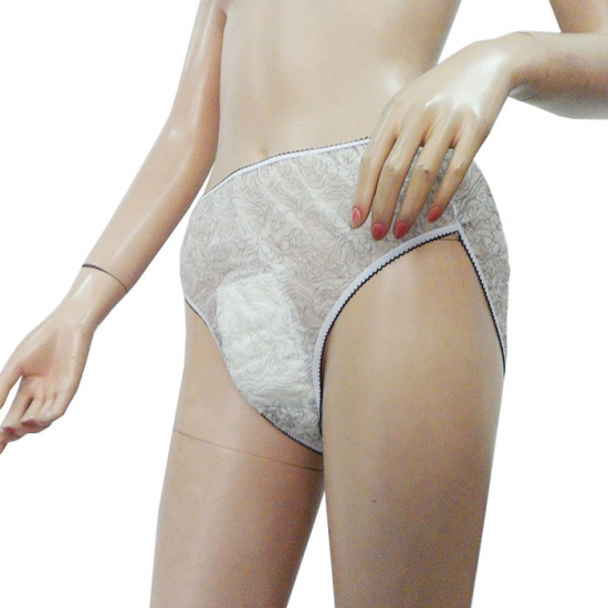 Disposable nonwoven pants pregnancy