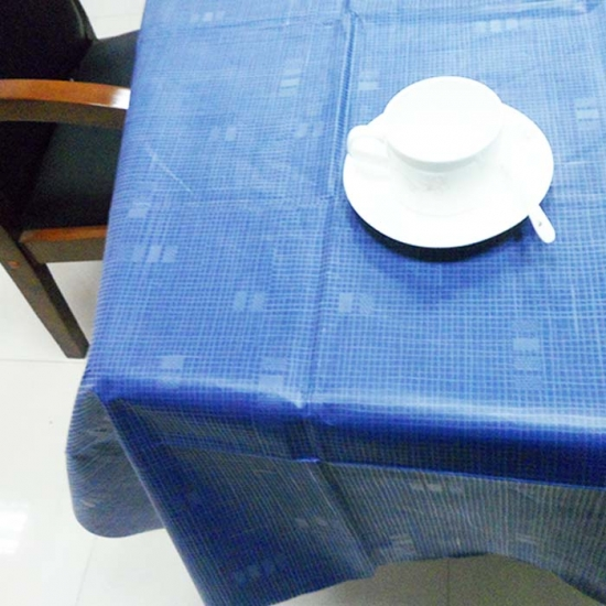 Disposable tablecloth for party