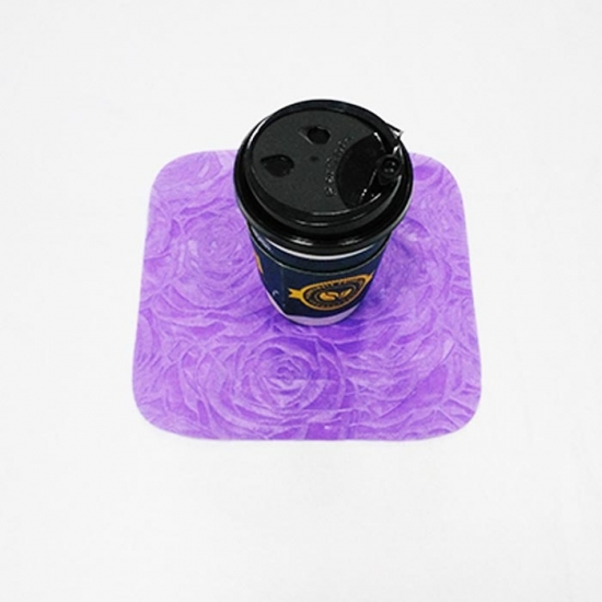 Takeaway coffee cup holder