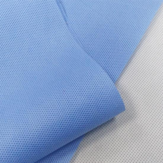 Nonwoven SSMMS fabric