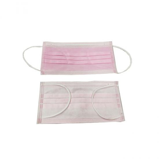 3 ply disposable surgical nonwoven face mask